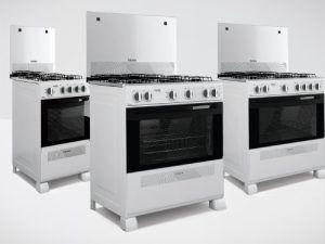 Como classificar um fogão de cozinha?