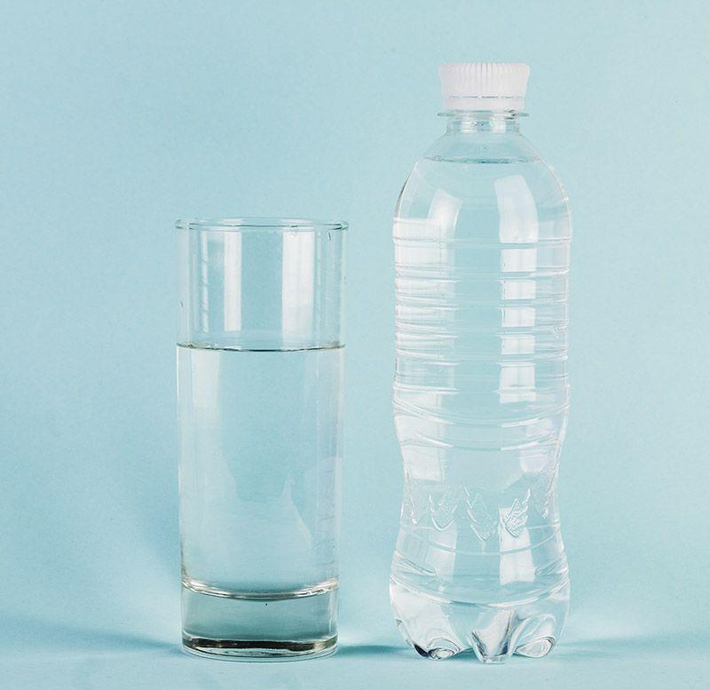 Qual a NCM da água com gás de 500 ml?