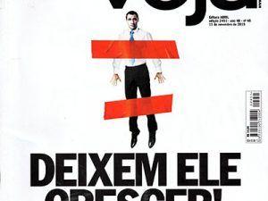 Deixem Ele Crescer – Pesquisa mostra que o monstro burocrático esmaga com mais força os empresários que ousam crescer e gerar empregos.