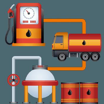 ICMS, PIS e Cofins nas vendas efetuadas nos postos revendedores de combustíveis