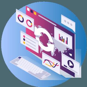 Distribuição automática das obrigações