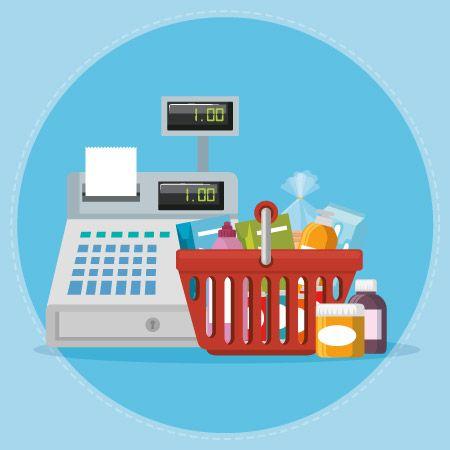 Como são tributados os produtos de cesta básica?