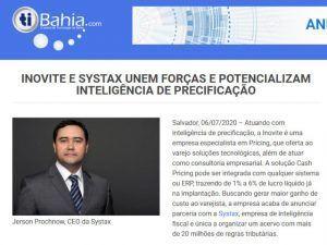 Inovite e Systax unem forças e potencializam inteligência de precificação
