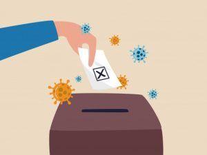 Combate e prevenção à COVID-19 para a realização das eleições municipais de 2020 – Convênio ICMS nº 81/2020