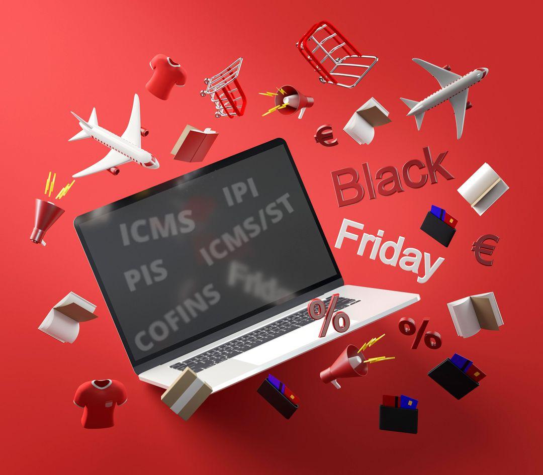 E-Commerce na Black Friday, o Fisco não dá desconto!