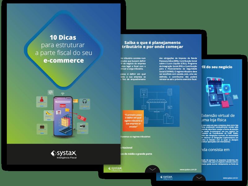 E-book: 10 dicas para estrutura a parte fiscal do seu e-commerce