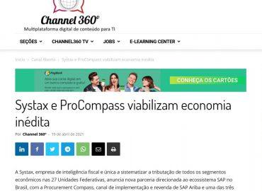 Systax e ProCompass viabilizam economia inédita na área de Suprimentos para usuários do SAP Ariba